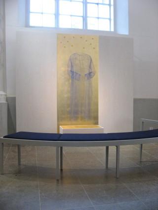 1 Mariamanteln i Göteborgs domkyrka